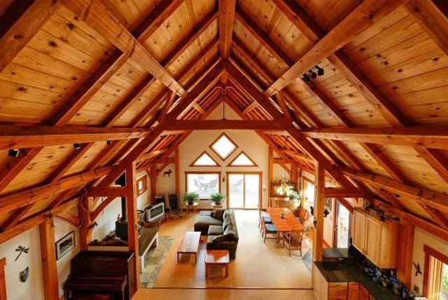 Фахверк, каркасные дома - Строительство деревянных и каменных домов 8-9852240745.