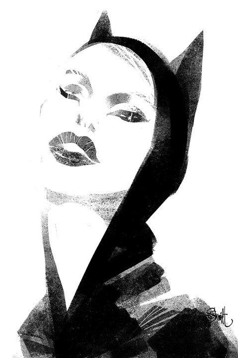 Catwoman /  Otto Schmidt