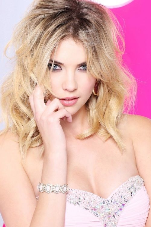 Ashley Benson Has Neon Pink Ombre Hair Now | Glamour