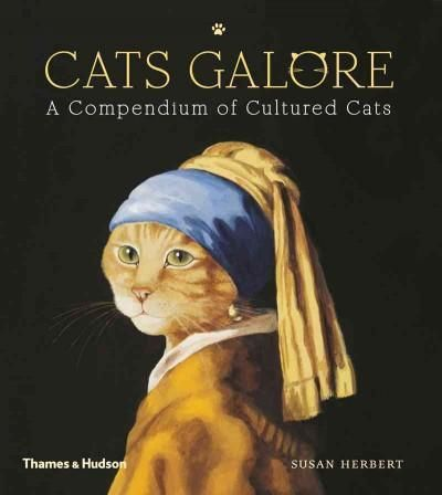 What happens when a cat becomes the subject of da Vincis Mona Lisa or takes the starring role in Hamlet or Lawrence of Arabia?Susan Herberts feline interpretations of famous images from Western cultur