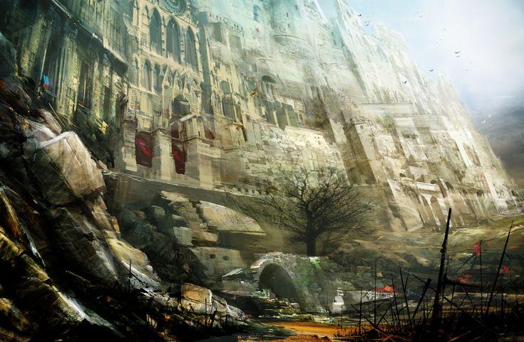 Ascalon Wall