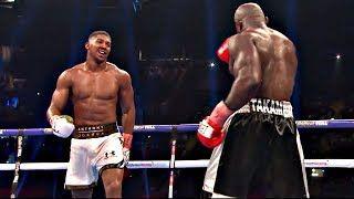 Anthony Joshuas Knockout Streak Continues!? | Recap HD