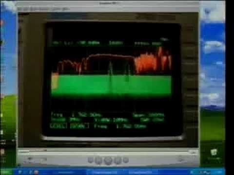 Spectrum analyzer used to detect mind control signals..VIP.!!!!!MIND CONTROL CONF IN Calif.!!!!!!