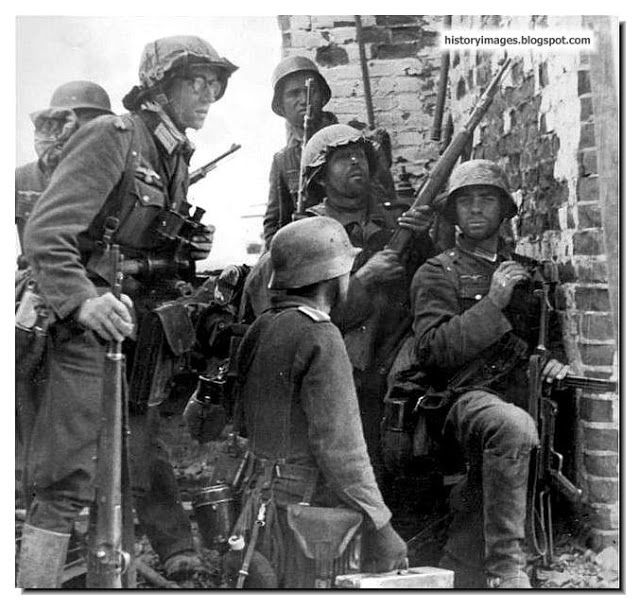 a history of the fall of germany in the battle of stalingrad Facebook: discussion forum:   the battle of stalingrad (23 august 1942 – 2 february 1943) was a major battle of world war ii in which nazi germany.