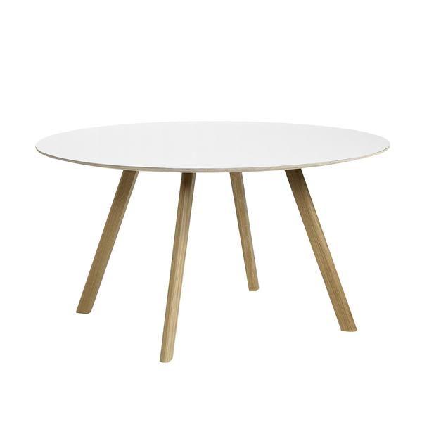 Copenhague Round Dining Table: CPH25