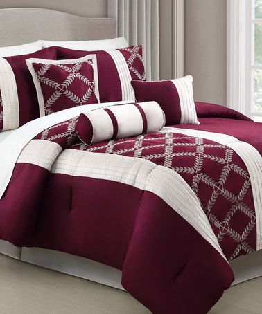 Another Great Find On Zulily Julius Comforter Set