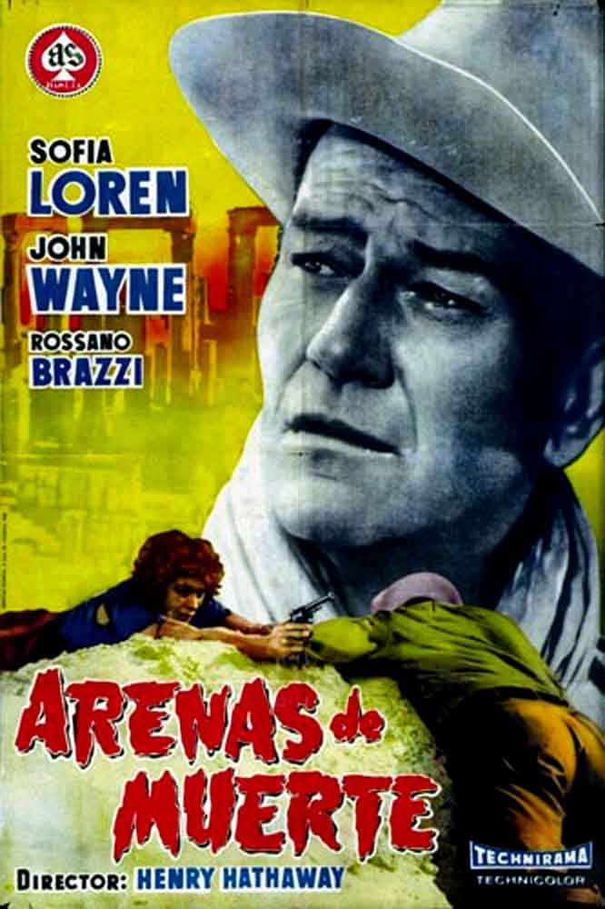 1957 - Arenas de muerte - Legend of the Lost - tt0050629