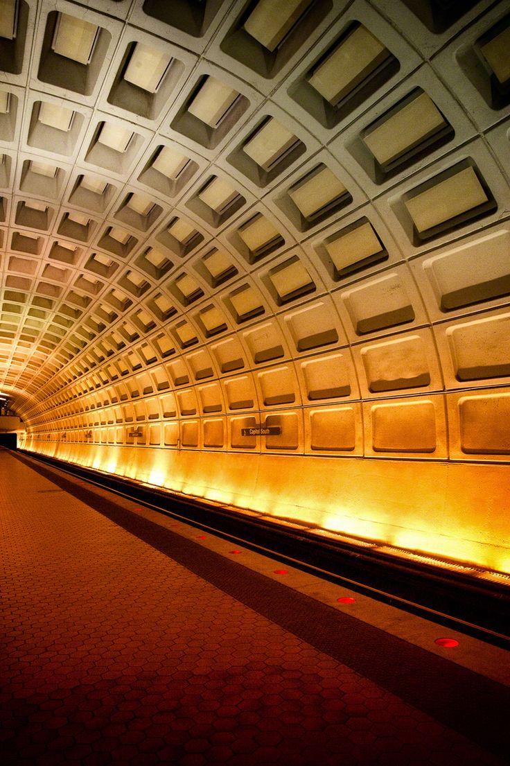 Washington DC subway 316 best Washington DC