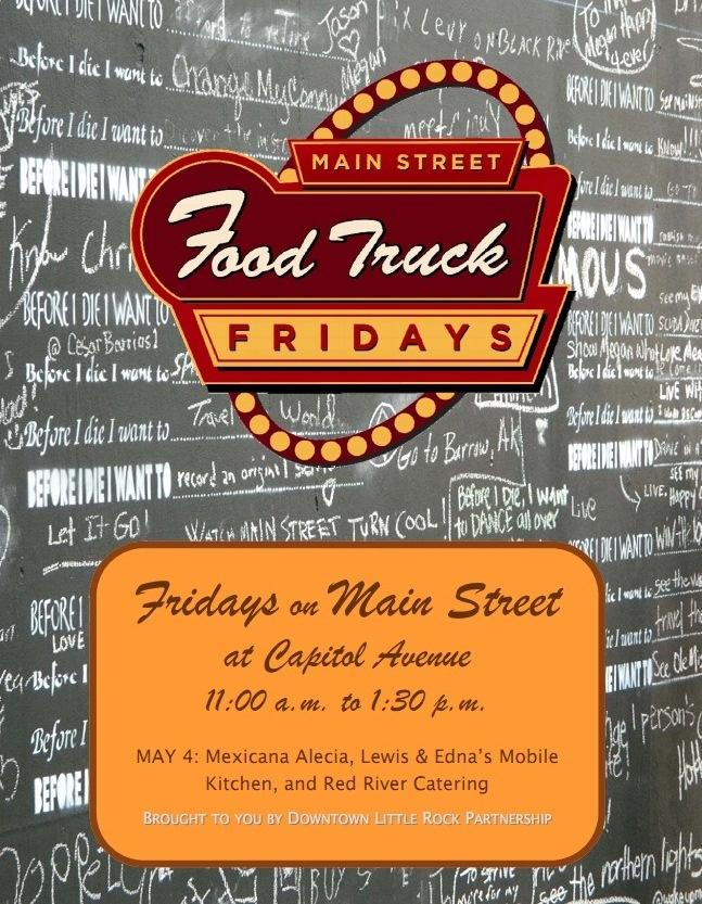 Main Street Food Trucks Little Rock