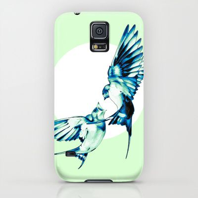 Samsung Galaxy S5 Case  ☀ ☀ ☀    #Bird, #Vector, #Swallow, #Spring, #Nature, #Birds, #Animal, #Animals, #Illustration, #Love, #Family, #Trust, #Feed, #Food, #Hipster, #Swallows, #Care, #Fly, #Spring, #Wings, #TwoBirds, #Romantic, #Bohemian, #Fly, #Flying #FlyingBird, #FlyingBirds #Decorative #homedecor