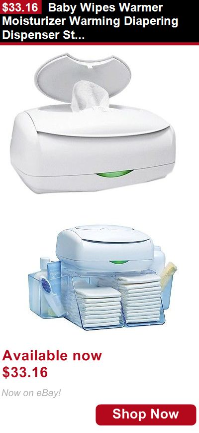 Baby Wipe Warmers: Baby Wipes Warmer Moisturizer Warming Diapering Dispenser Storage Anti Microbial BUY IT NOW ONLY: $33.16