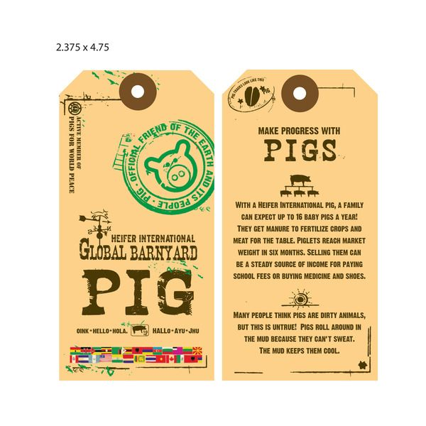 Custom Printed Merchandise, Boutique, Retail Hang Tags | St. Louis Tag