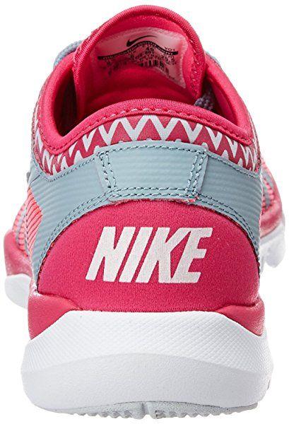 Nike Wmns Flex Supreme TR 3, Zapatillas de Tenis para Mujer, Rosa (Pnk Pw / Mtlc Pltnm-Vvd Pnk-Dv G), 40 EU