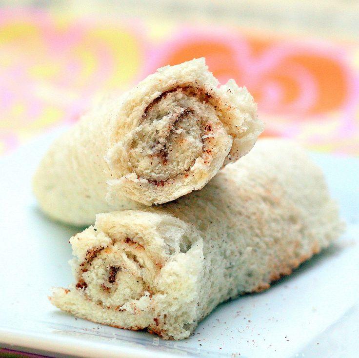 School Days No Bake Cinnamon Roll-ups by mouthwateringfoods #Kids #Breakfast #Cinnamon_Roll_ups #mouthwateringfoods