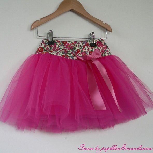 Jolie jupe de princesse (Jupe Swan)  Tuto testé et approuvé ;o)     https://www.facebook.com/photo.php?fbid=314726525306382=a.144485692330467.25600.144481538997549=3
