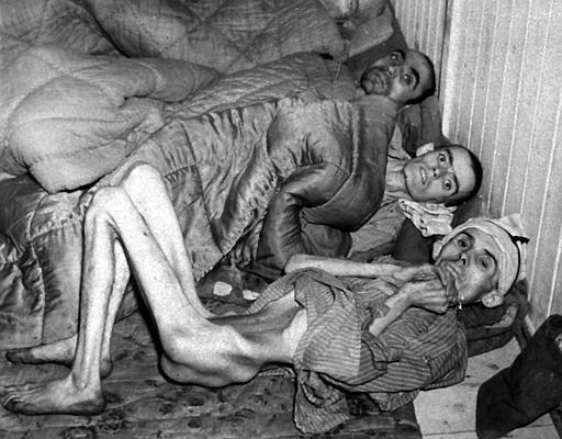 buchenwald concentration camp survivors 1945