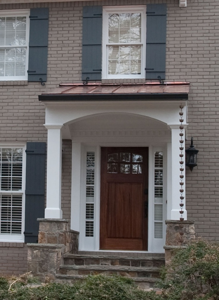 28 Best Images About Front Portico On Pinterest Columns