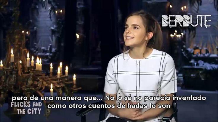 Entrevista Preview a Emma Watson por La Bella y la Bestia