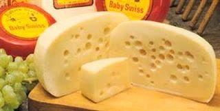 Making Baby Swiss Cheese