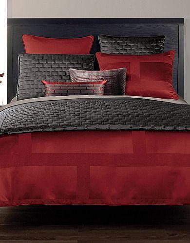 Red Master Bedroom Designs
