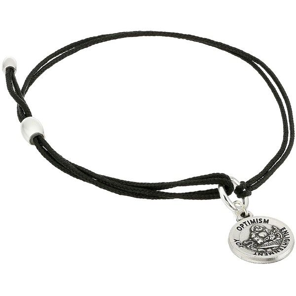 Alex and Ani Kindred Cord Charm Bracelet (Laughing Buddha) Bracelet ($18) ❤ liked on Polyvore featuring jewelry, bracelets, beaded jewelry, alex and ani bangles, charm jewelry, beading charms and bead charms