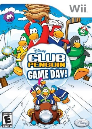Club Penguin: Game Day! Your #1 Source for Video Games, Consoles & Accessories! Multicitygames.com