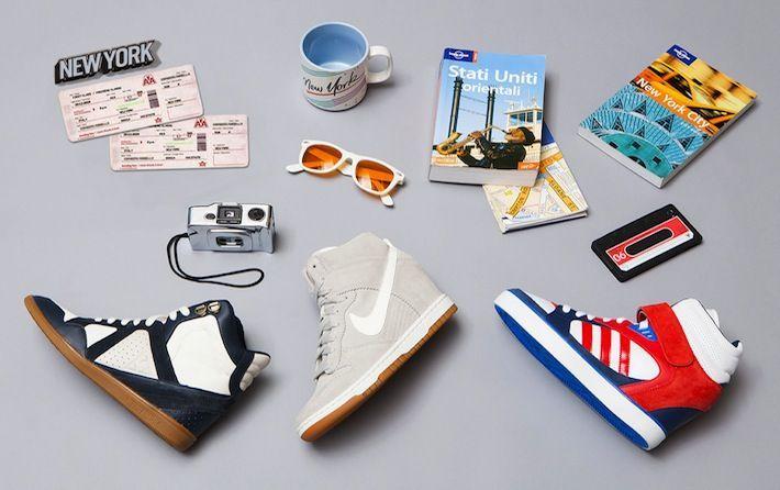 #Sneaker con zeppa: come indossarle e scegliere quelle giuste per te >> http://www.youglamour.it/s-o-s-come-indossare-le-sneakers-con-zeppa/