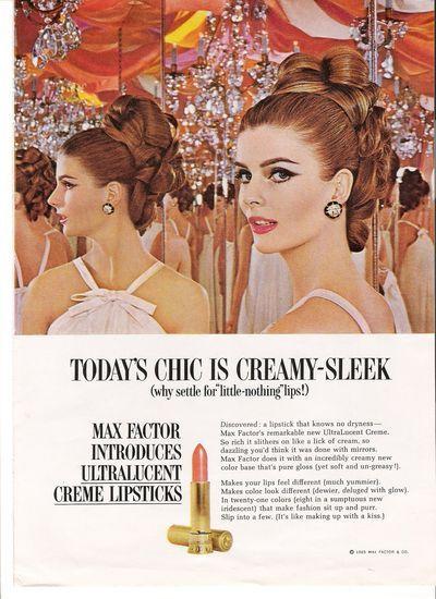 Max Factor Ultralucent Creme Lipstick