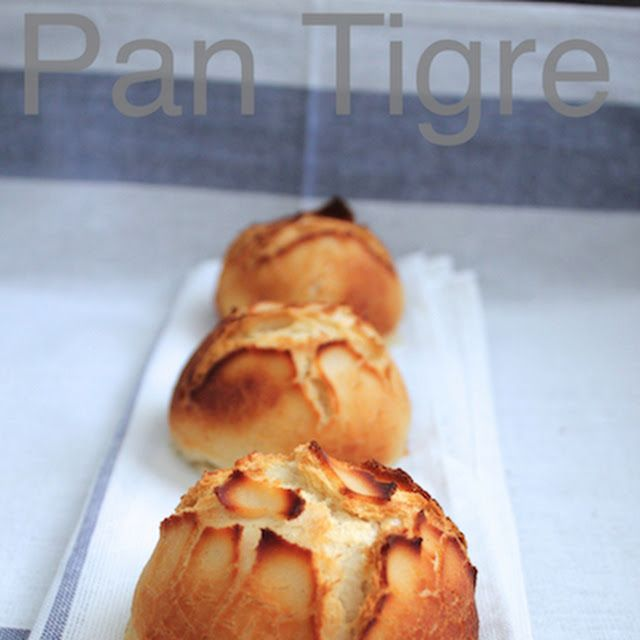 Pan Holandés o Pan Tigre { Reto Bake the World }