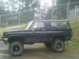 Chevrolet K5 Blazer The Beast by big86k-5 http://www.chevybuilds.net/chevrolet-k5-blazer-the-beast-build-by-big86k-5