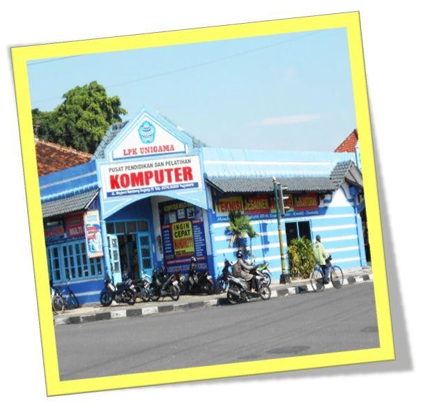Pusat Pendidikan dan Pelatihan Komputer LPK Unigama in Yogyakarta, DI Yogyakarta