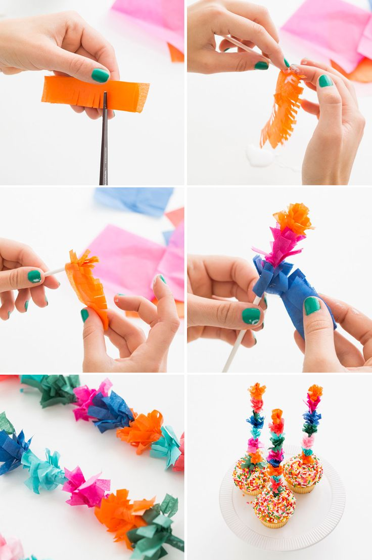 How to Throw the Most Colorful Fiesta-Themed Fête Ever! via Brit + Co.