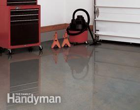 Garage Flooring Options | The Family Handyman