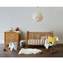 Buy John Lewis Lasko Nursery Furniture Range, Oak Online at johnlewis.com