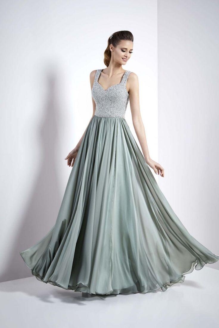 50 vestidos longos para um casamento à noite   – Look de convidada