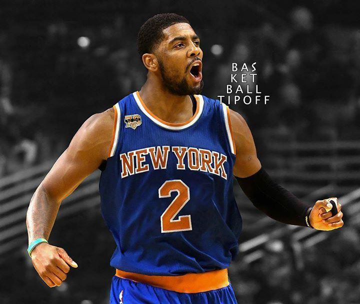 POTENTIONAL TRADE  The Cleveland Cavaliers get: Eric Bledsoe Carmelo Anthony The New York Knicks get: Kyrie Irving The Phoenix Suns get: Frank Ntilikina Tristan Tomphoson Clevelands 2018 1st round pick. New York Knicks 2018 1st round pick.  What do you think about this trade?   I think Cleveland would get stronger getting a tough defender at the PG position and a great scorer in Melo.  The New York Knicks would definitely upgrade their PG position and not gamble on Frank. They would have…