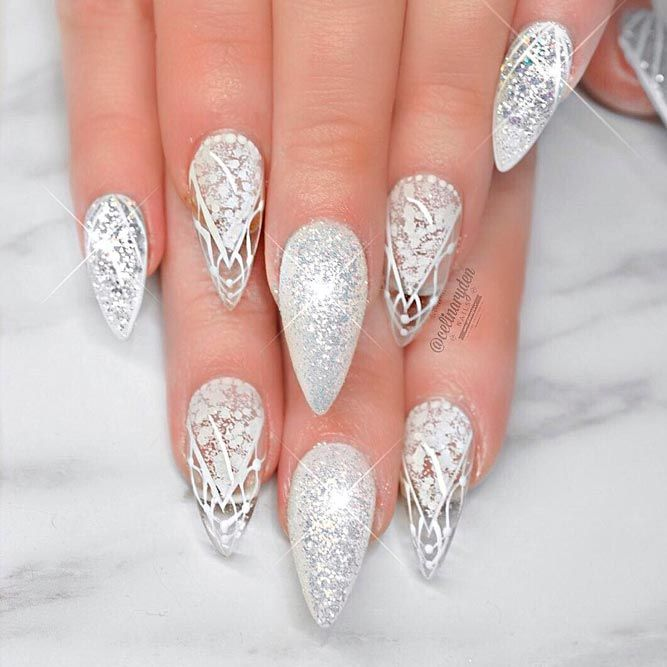 Best 25+ Pointed nails ideas on Pinterest | Pointy nails ...