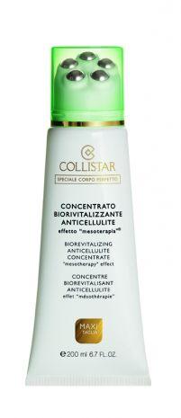 Concentrato Biorivitalizzante Anticellulite di Collistar (200 ml, 45 euro).