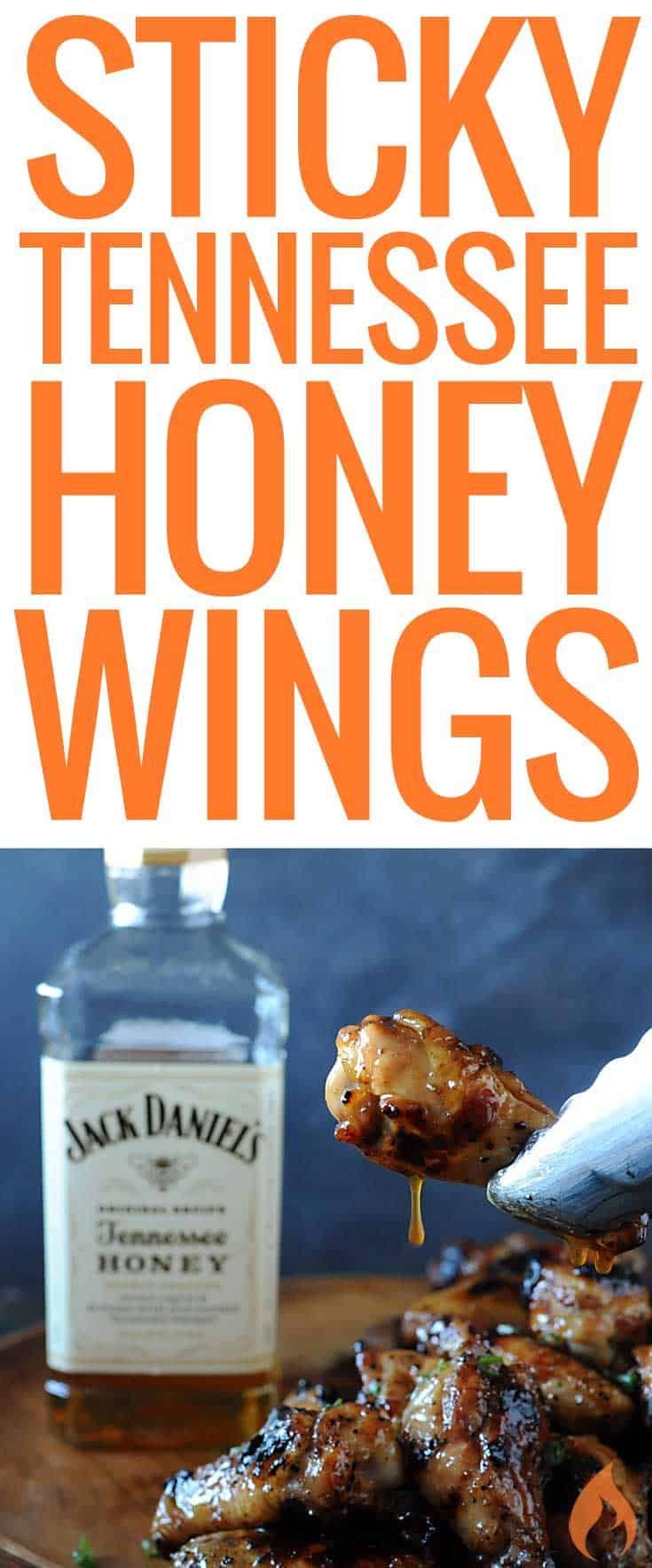 sticky tennessee honey wings recipe honey wings tennessee honey honey bbq sauce sticky tennessee honey wings recipe