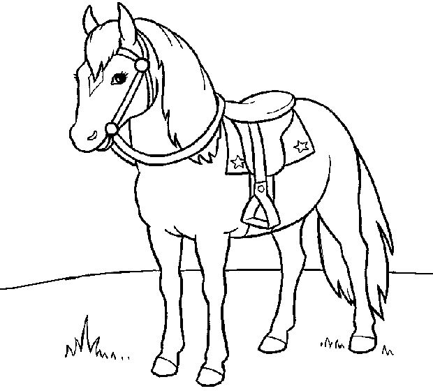 56 best Cowboy Coloring Pages images on Pinterest ... | free online coloring pages animals