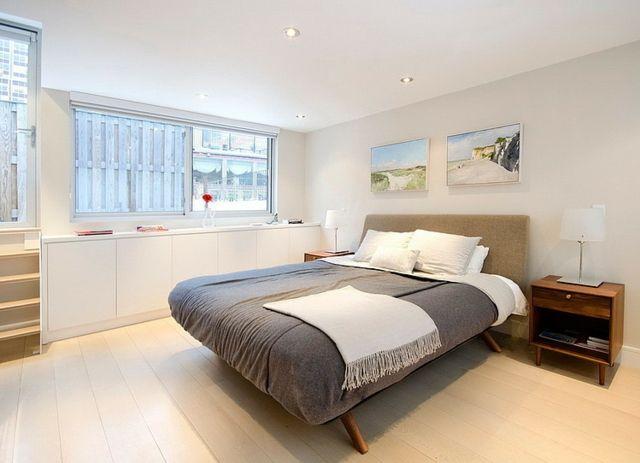 19 best Wandgestaltung im Schlafzimmer images on Pinterest Bedroom - farbideen wohnzimmer braun