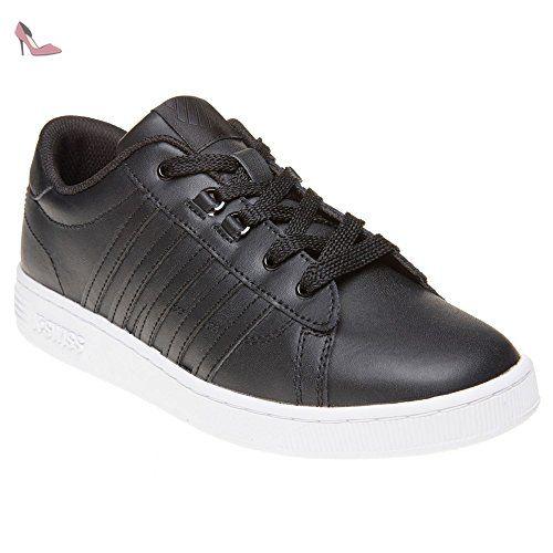 Berlo II S, Sneakers Basses Homme, Noir (Black/Charcoal), 41 EUK-Swiss