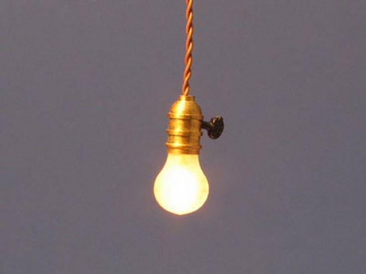 51 best DOLLHOUSE LIGHTING images on Pinterest | Doll ...