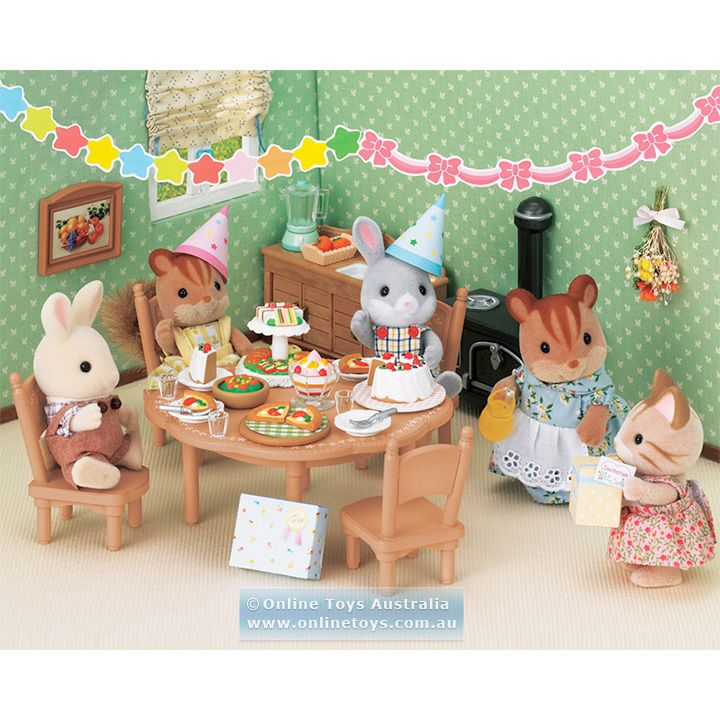 Sylvanian Families - Party Set SF4269