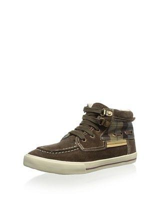 74% OFF Gioseppo Kid's Kedon Hightop Sneaker (Marron)