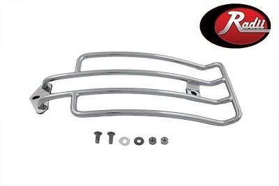 Radii Chrome Luggage Rack For Harley Davidson Sportster XL 1985-2003 #VTwinManufacturing