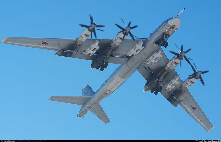 www.Photo@Russiaplanes.net - Yahoo Image Search Results Modernized Tupolev Tu-95MS