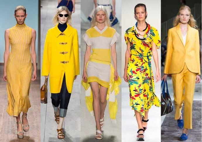 Salvatore Ferragamo, Michael Kors, Lacoste, Marni, Tod's  Желтый эффектно смотрится как на комфортной одежде для воскресного бранча, так и на строгом минималистичном платье на вечер. Словом, без него в этом сезоне никак не обойтись!