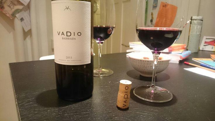 Vaido Bairrada - ein Portugiese, der gefällt. Rund, natürlich und doch nicht überzeichnet.