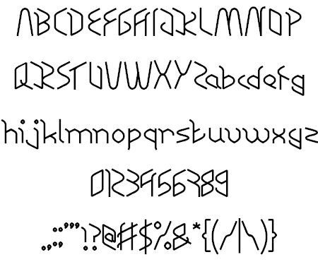 Image for Respect font